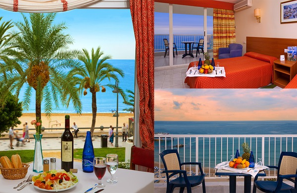 Port Mar Blau Hotel Benidorm