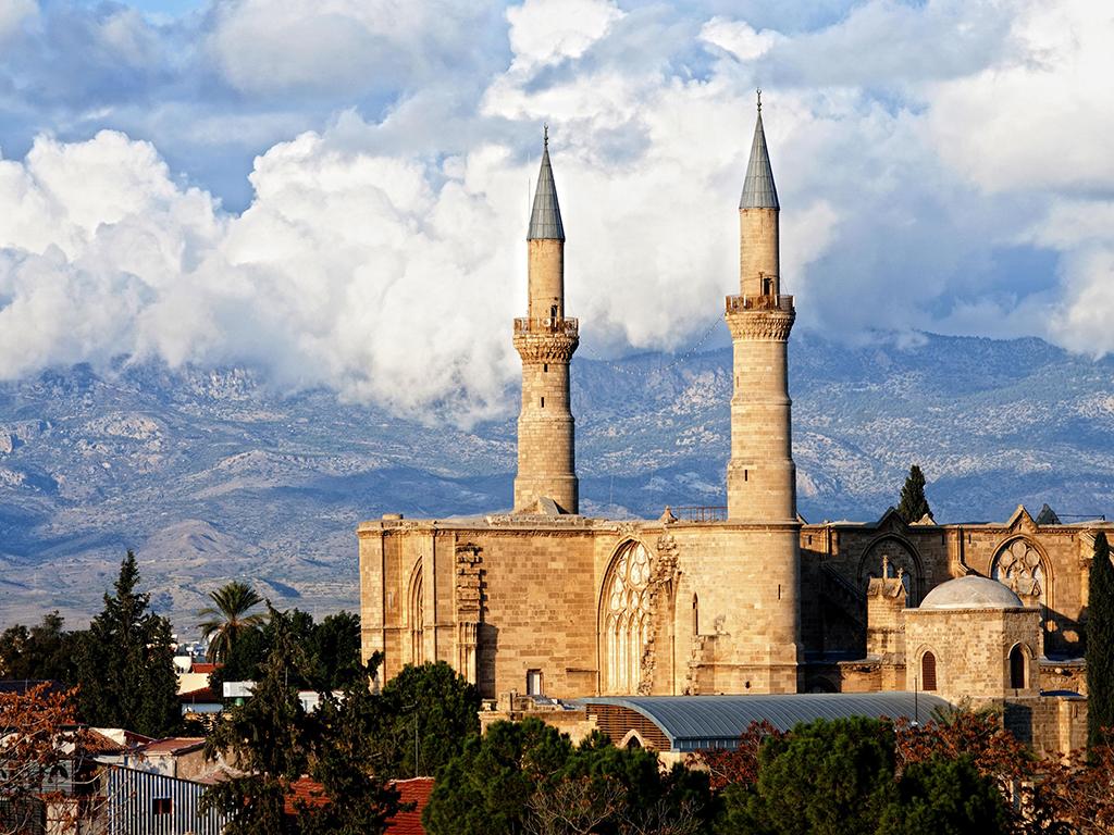 Day trip to Nicosia