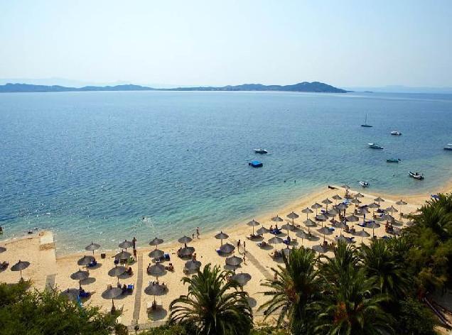Beach in Halkidiki