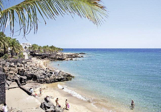 Costa Teguise beach