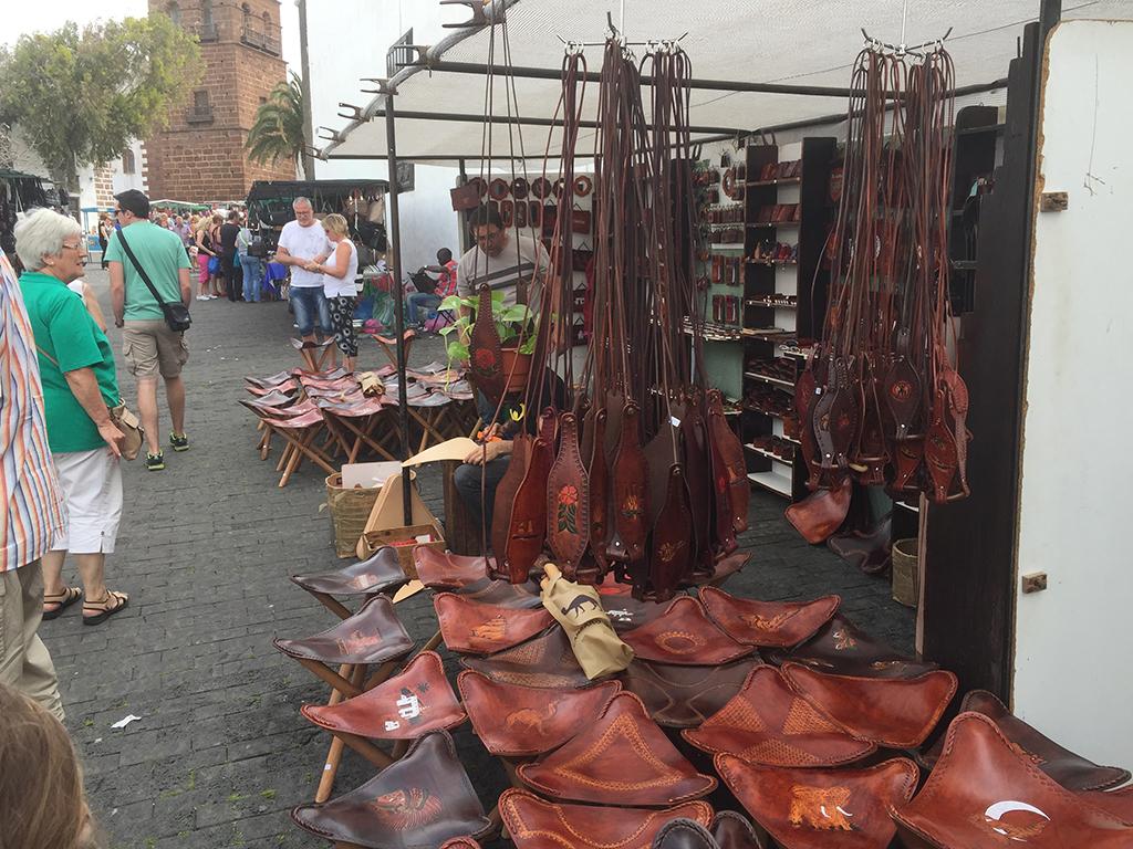 Costa Teguise market