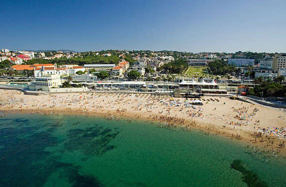 Estoril beach