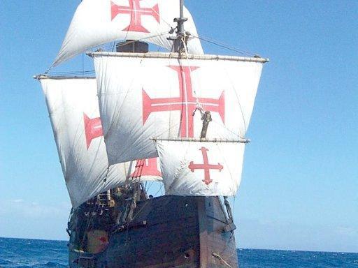 Columbus Replica Ship