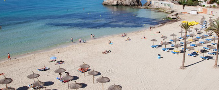 Cala Mayor beach