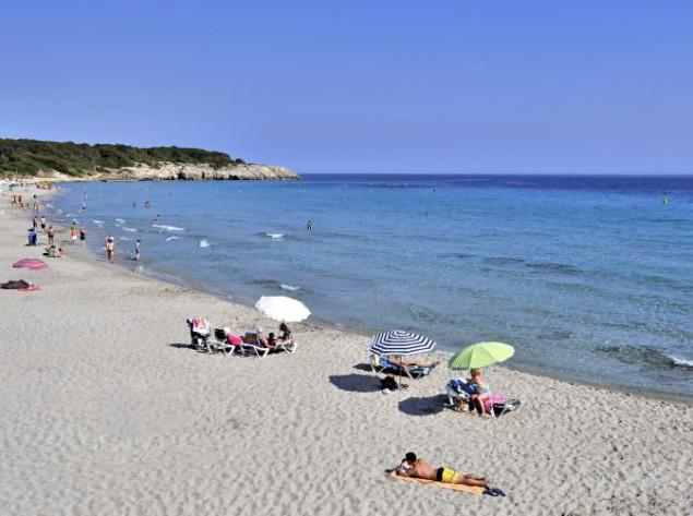 Santo Thomas beach