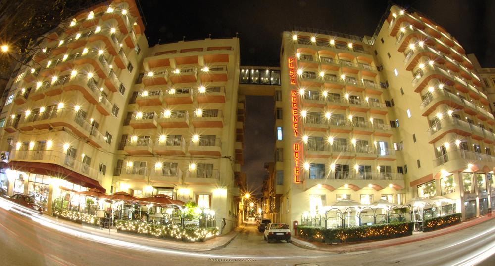 Plaza Hotel, Malta