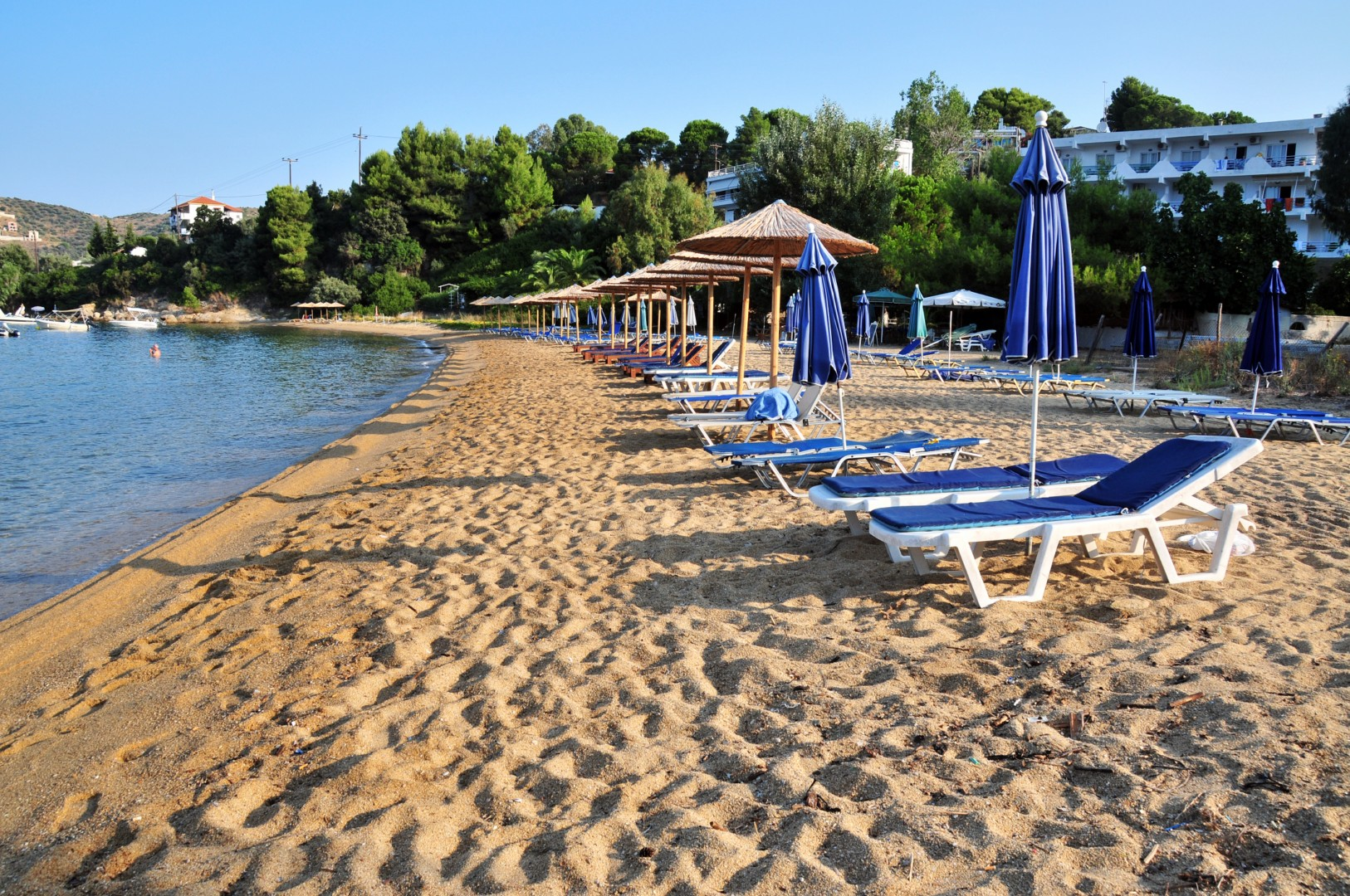 Beach on Skiathos
