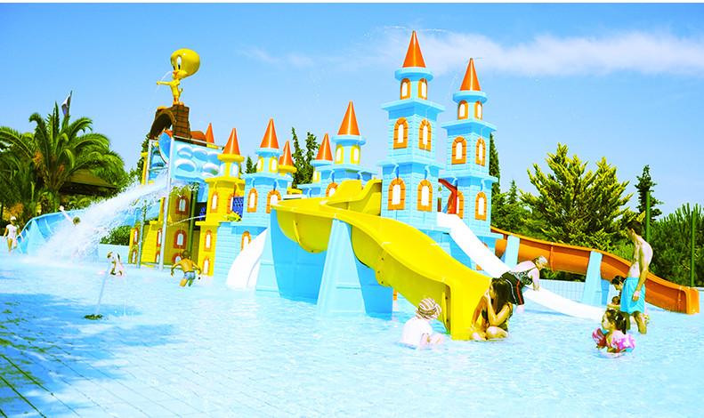 Adaland Aquapark, Kusadasi, Turkey