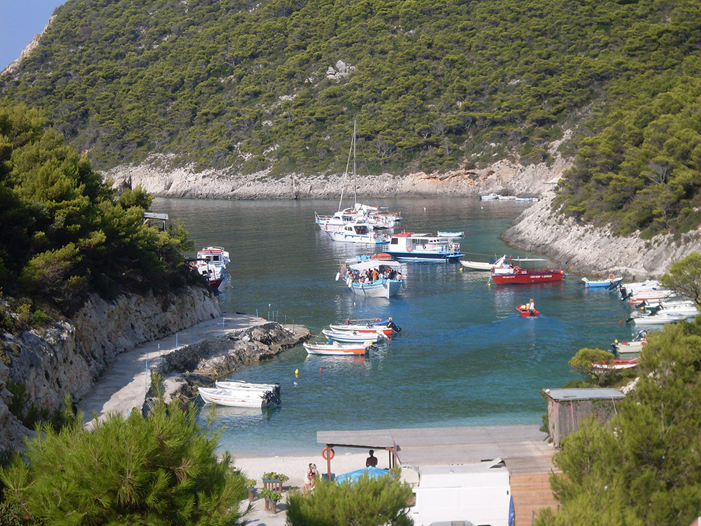 Smugglers cove is a must see on Zante
