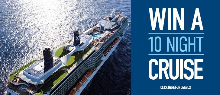 Win a Cruise