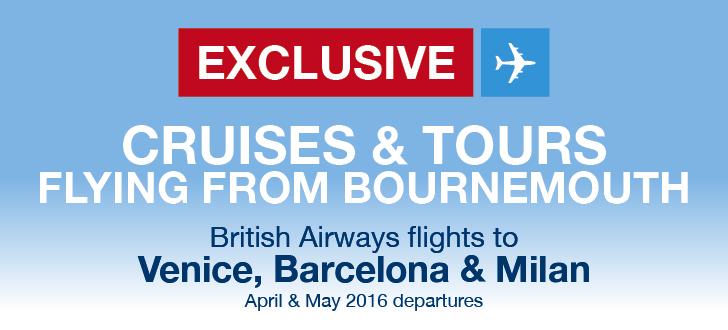 Exclusive departures