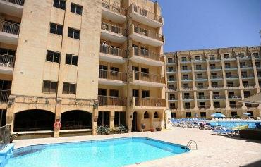 Blue Sea Bugibba Hotel & Apartments