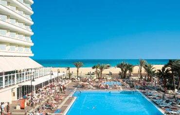 Club Hotel Riu Oliva Beach