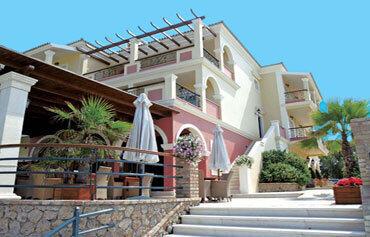 Delfino Blu Boutique Hotel