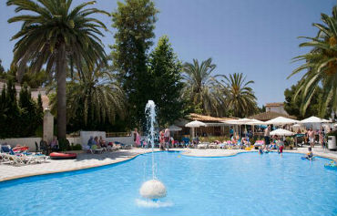 Santa ponsa holidays holidays to santa ponsa hays travel for Aparthotel trh jardin del mar