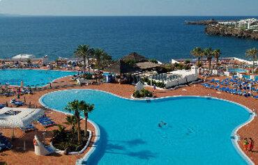 Sandos Papgayo Beach Resort