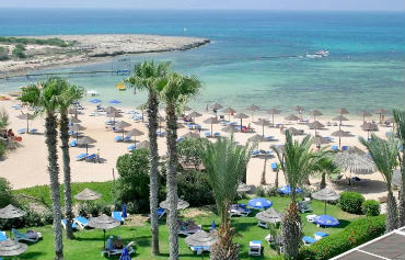 Dome Beach Hotel Cyprus Reviews