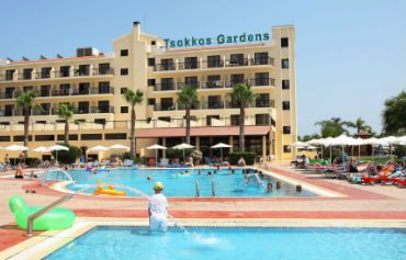 Tsokkos Gardens Apartments Protaras Hays Travel