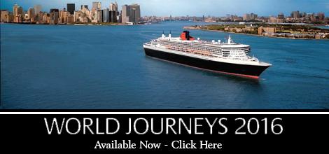 P&O & Cunard World Voyages
