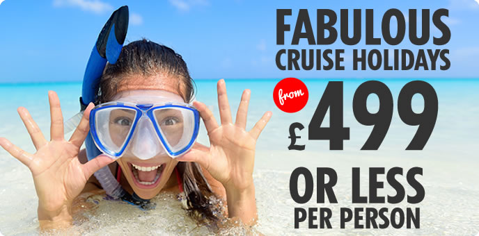 P&O Cruises Late Deals