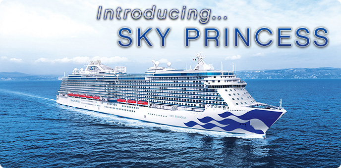 Princess Cruises - Introducing... Sky Princess
