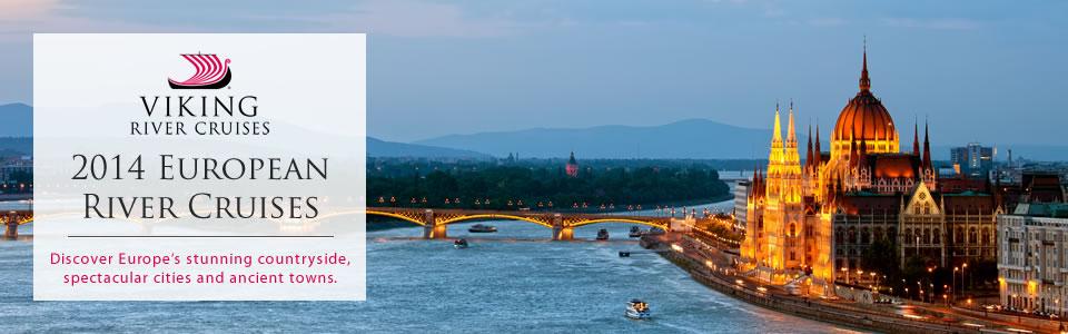 Viking River Cruises Europe