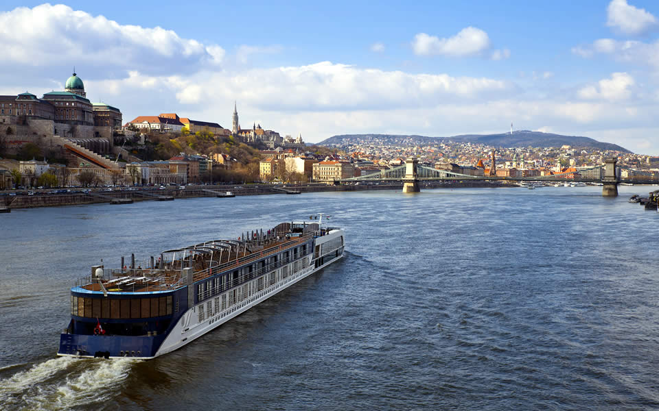 AmaWaterways Danube