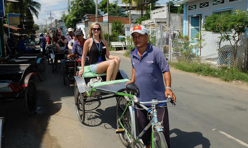 Tan Chau Rickshaw