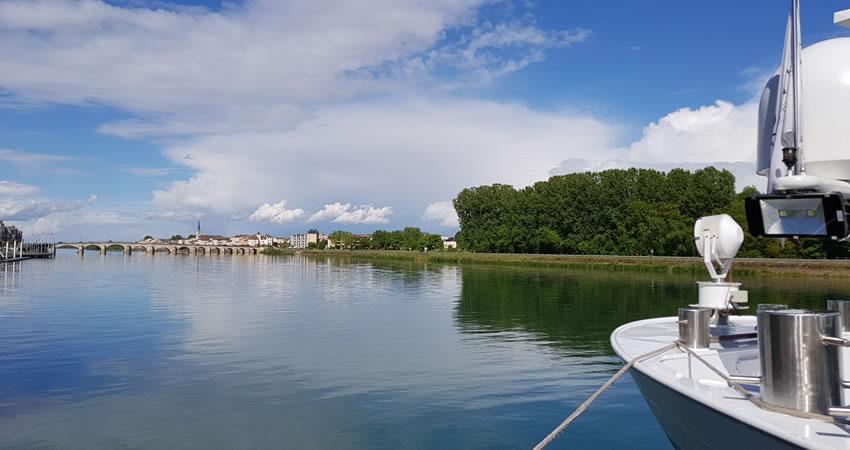 Rhone, Macone - France