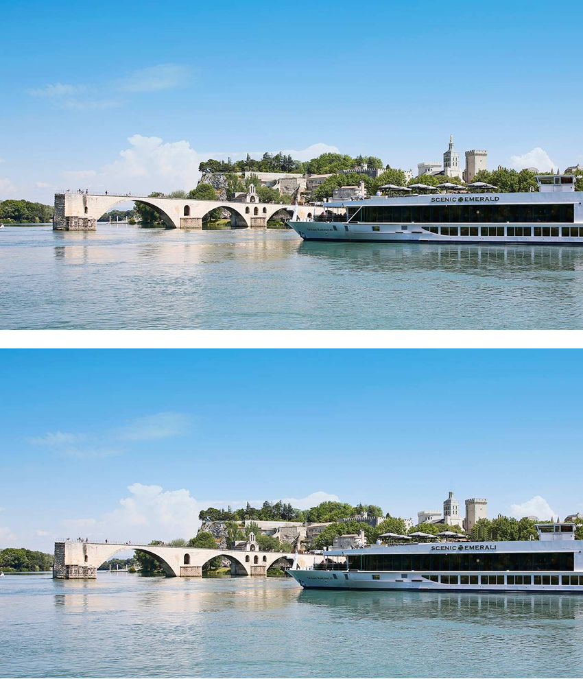 Scenic Luxury Cruises in Avignon