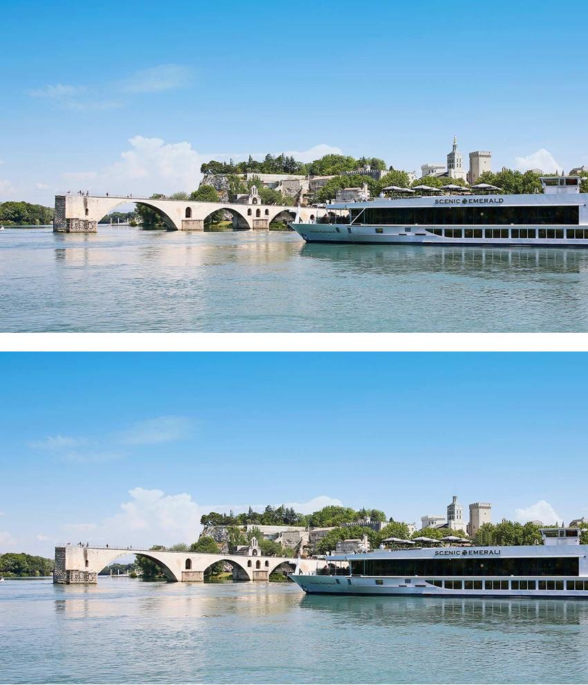 Scenic Luxury Cruises in Avignon