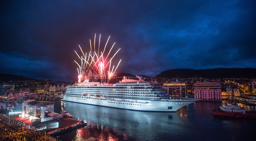 Viking Star Christening Celebrations