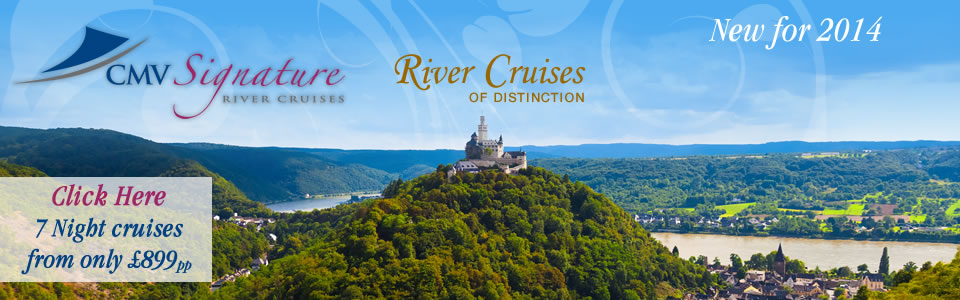 Cruise and Maritime Voyages 2014 River Cruises