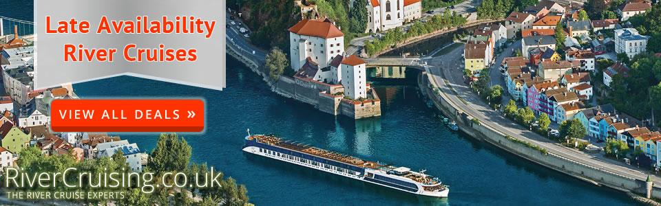 Emerald Waterways Cruises 2016