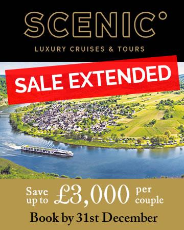 Scenic Luxury Cruises