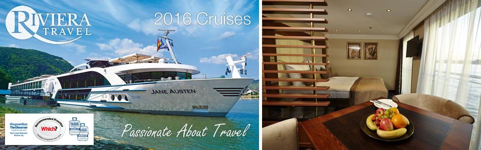 2016 Riviera Travel River Cruises
