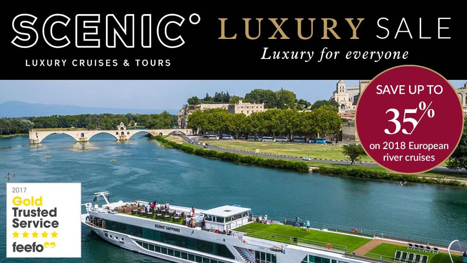 Scenic River Cruises 2018