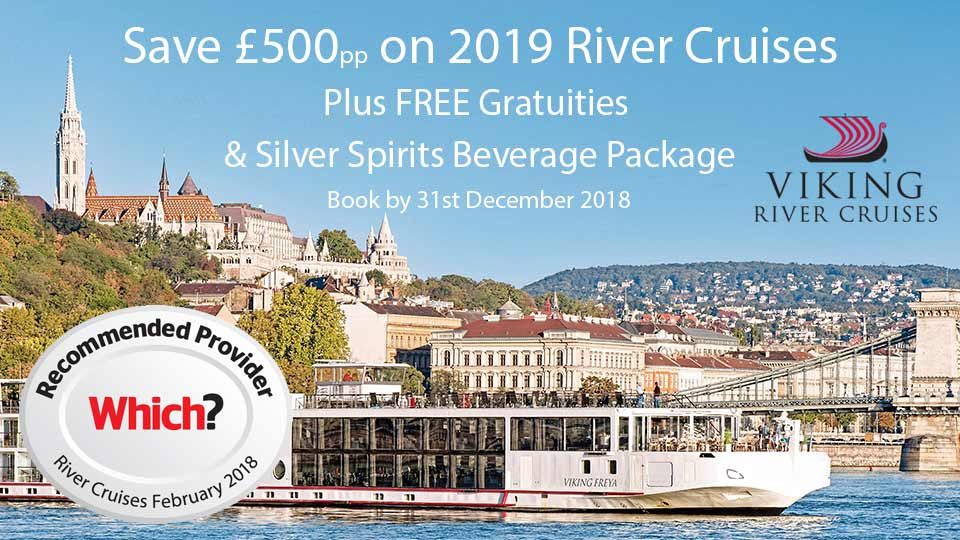 Viking River Cruises Offer