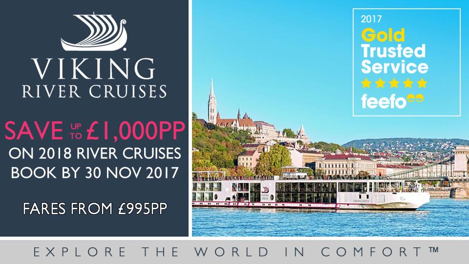 Viking Cruises 2018