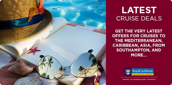Royal Caribbean International - Latest Cruise Deals