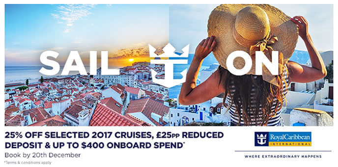 Royal Caribbean International - Europe & Arabian Gulf