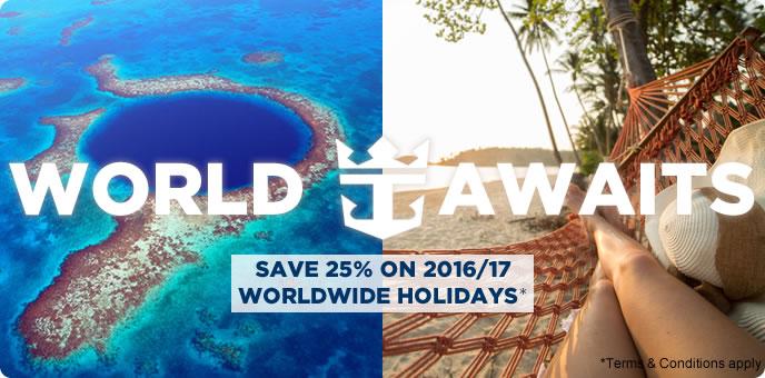 Royal Caribbean International - Worldwide Cruises