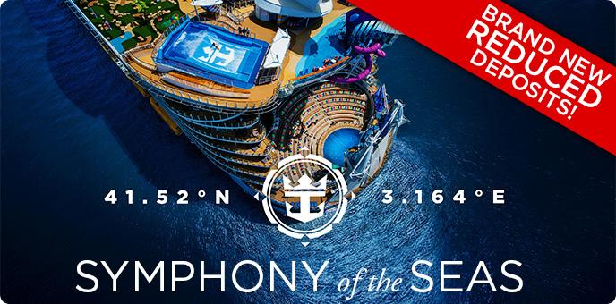 Royal Caribbean - Symphony of the Seas 2018
