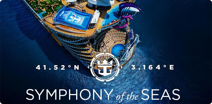 Royal Caribbean - Synmphony of the Seas 2018