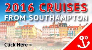 2015 Cruises from Southampton
