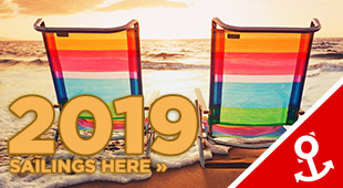 2019 cruises from Southampton