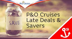 P&O Cruises Savers