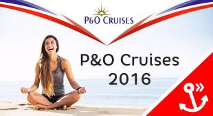 P&O Cruises: Do More, See More, Save More