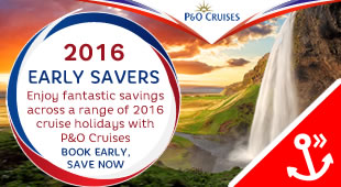 P&O Early Savers 2016