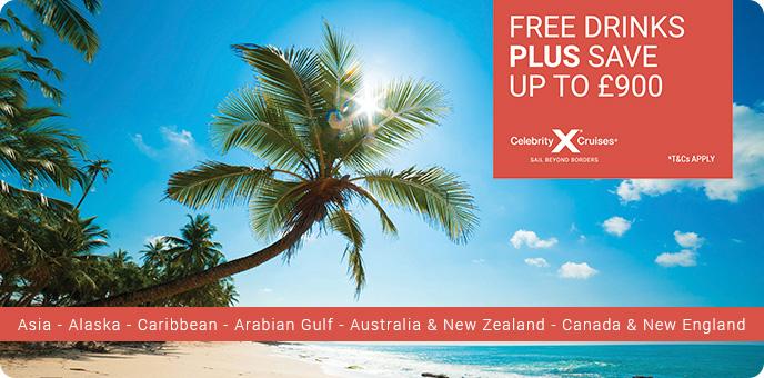 Celebrity Cruises - Worldwide Cruise offers